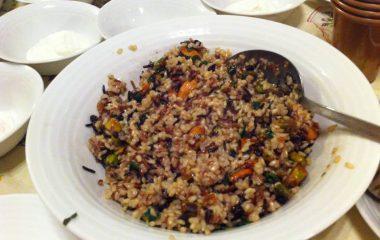 חגיגת אורז פרא צבעונית