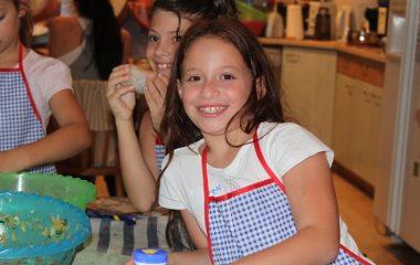 סדנת בישול בריא לילדים