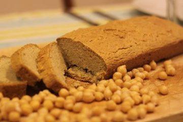 לחם חומוס ללא גלוטן