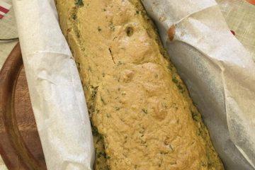 לחם פלאפל ללא גלוטן