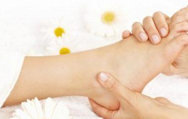 רפלקסולוגיה – טיפול שלם דרך כפות הרגליים