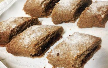 עוגיות מעמול טבעוניות מקמח כוסמין מלא