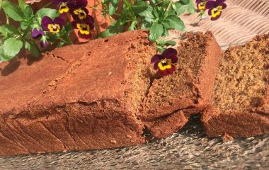 לחם טבעוני ללא גלוטן ומלא בריאות